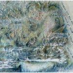 Dikt, oljemålning, Charlotte Wiktorsdotter