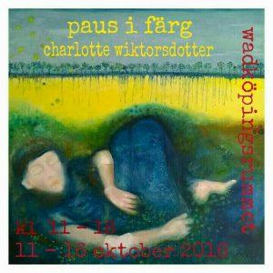 Utställning Charlotte Wiktorsdotter