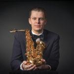 Johannes Thorell, saxofonist.