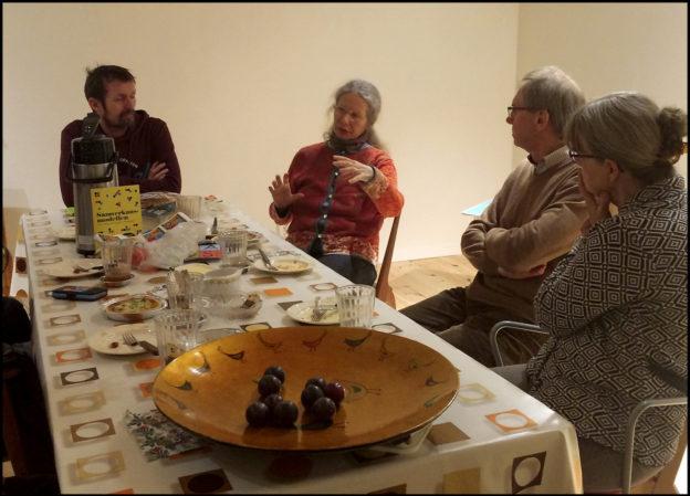TAOS styrelse träffar representanter från Linde kultur