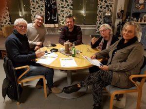 TAOS-kväll på Närkes Kulturbryggeri