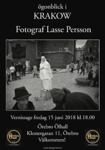 Fotograf Lasse Persson