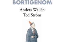 Omslag, Hemikring och bortigenom av Anders Wallén och Ted Ström